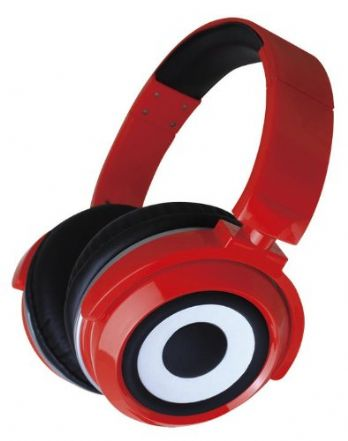 Zumreed ZHP-015 X2 Hybrid Headphones / Speakers - Red